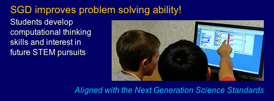 """SGD improves problem solving ability!!"""