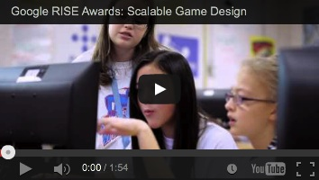 SGD Google RISE Award Video